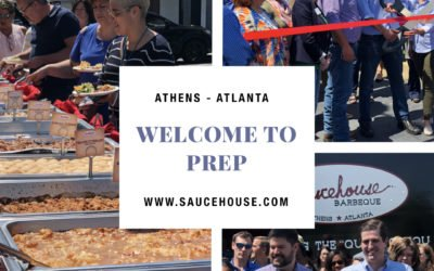 Prep welcomes Saucehouse Atlanta Catering