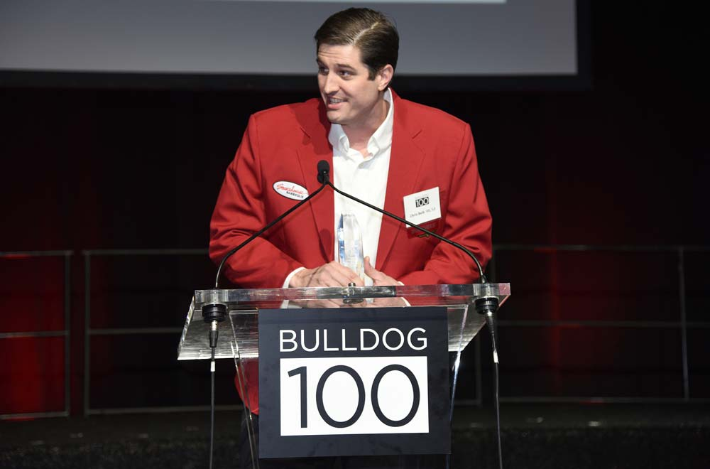 Saucehouse again listed in Bulldog 100 for 2019 as one of the fastest growing businesses!