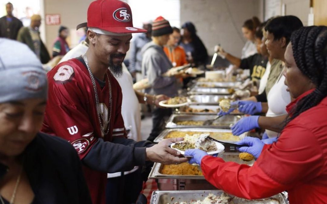 Saucehouse gives back at annual Thanksgiving Feast